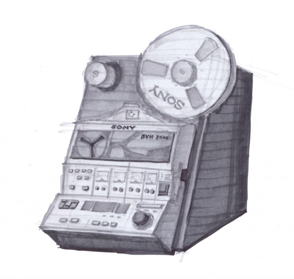 Sony BVH2000