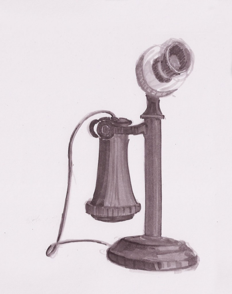 Telephone machine